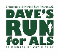 Dave's Run for ALS 2011